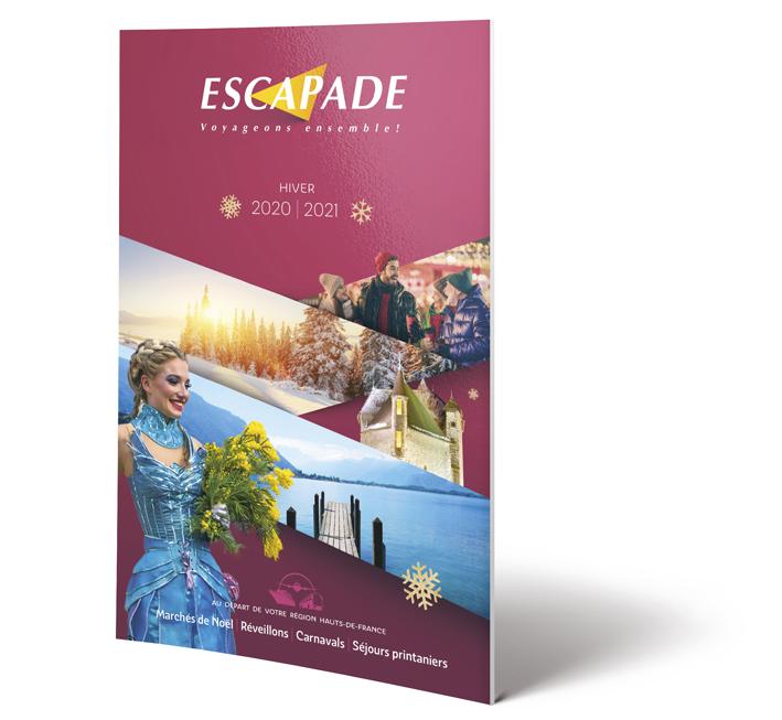 Catalogue Voyages hiver Escapade 2020 - 2021