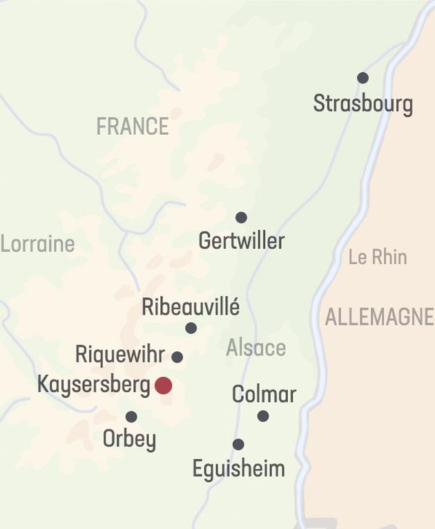 Voyage Organisé Marché de Noël en Alsace en Autocar   Escapade