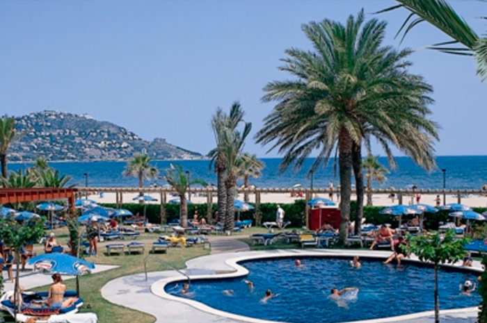 Hotel Marina Rosas Espagne